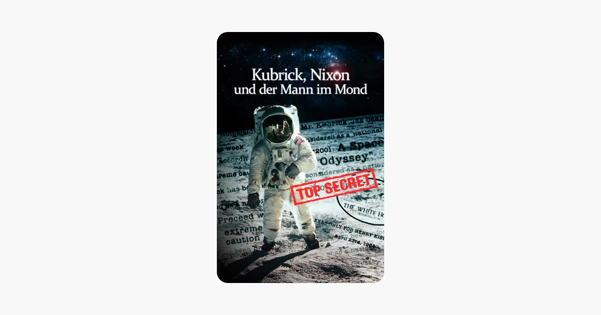 Kubrick Nixon Und Der Mann Im Mond