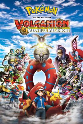 Kunihiko Yuyama - Pokémon, le film : Volcanion et la merveille mécanique (VF) illustration