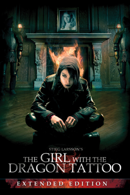 Niels Arden Oplev & Daniel Alfredson - The Girl with the Dragon Tattoo (Extended Edition)  artwork