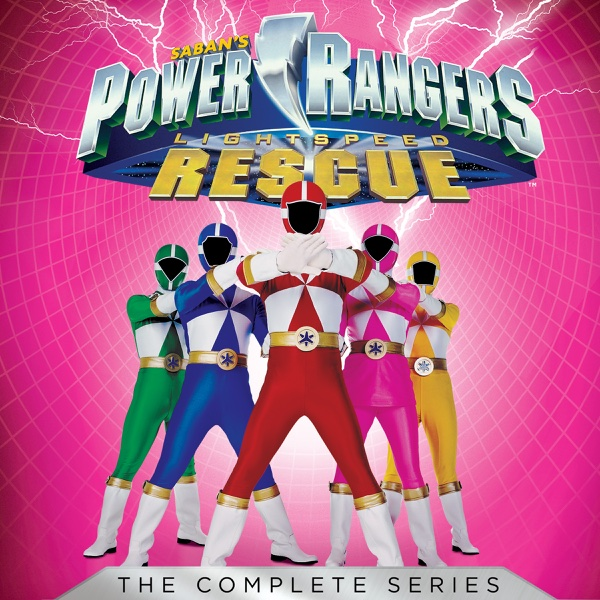 Watch Power Rangers Lightspeed Rescue Season 8 Episode 8: Up to the