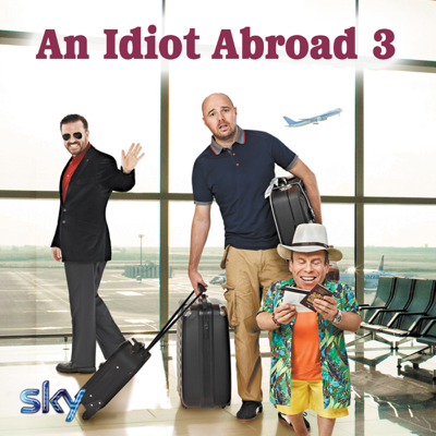 An Idiot Abroad 3: A Short Way Round - An Idiot Abroad