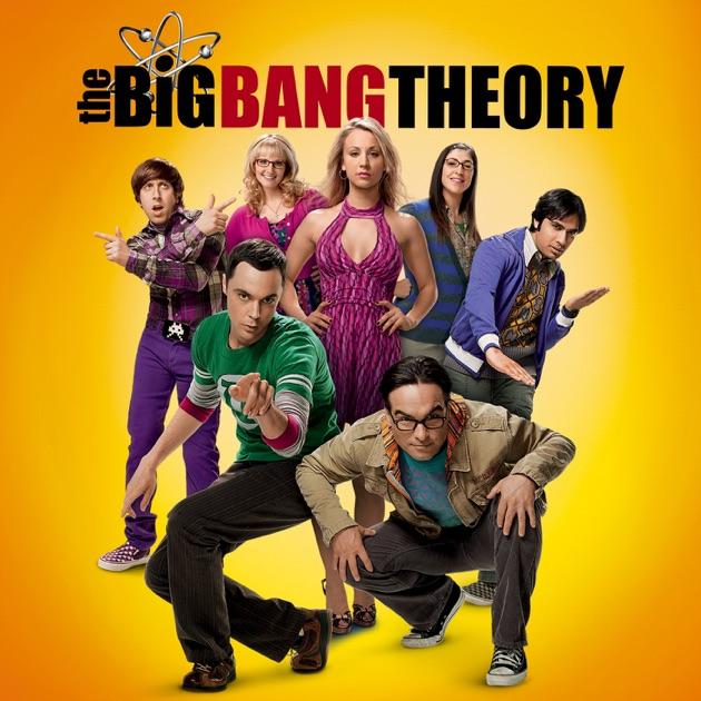 the big bang theory series 1 6 on itunes