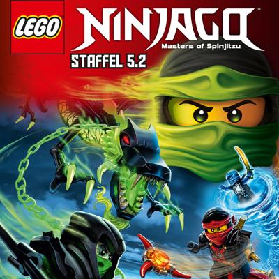 LEGO Ninjago - Meister des Spinjitzu, Staffel 5.2 - LEGO Ninjago - Meister des Spinjitzu