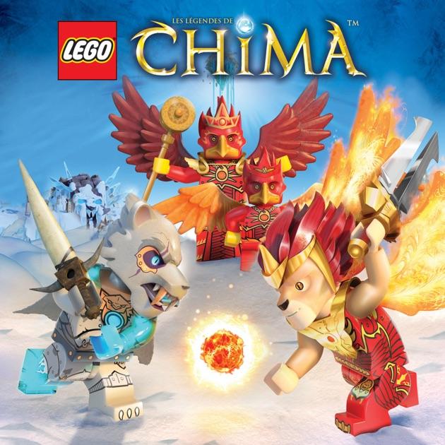 Lego les l gendes de chima saison 2 vf sur itunes - Chima saison 2 ...