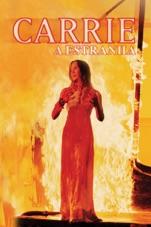Capa do filme Carrie, a Estranha