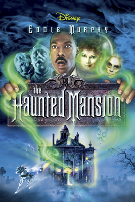 Rob Minkoff - The Haunted Mansion  artwork