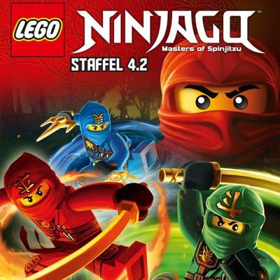 LEGO Ninjago - Meister des Spinjitzu, Staffel 4.2 - LEGO Ninjago - Meister des Spinjitzu