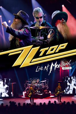 ZZ Top - ZZ Top: Live At Montreux 2013 illustration