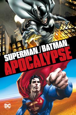 Superman Batman  Apocalypse on iTunes 3456871da71