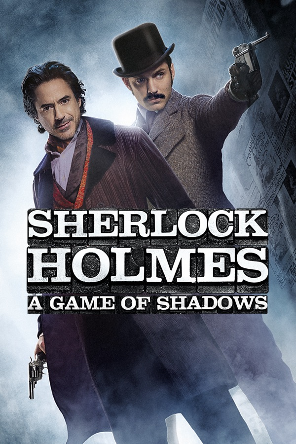 Sherlock Holmes: A Game of Shadows - Wikipedia