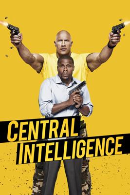 Central Intelligence - Rawson Marshall Thurber