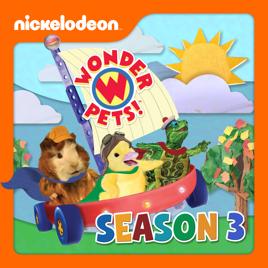 Wonder Pets Season 3 On Itunes