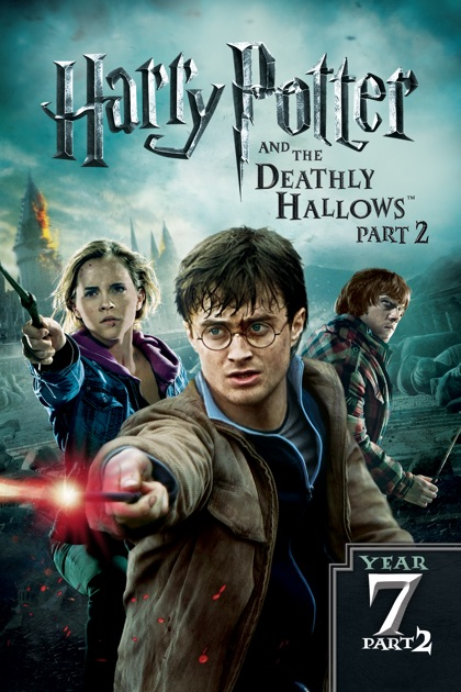Harry Potter Book Lengths : Harry potter and the deathly hallows part on itunes
