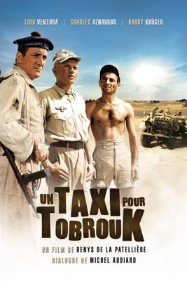 Denys de La Patellière - Un taxi pour Tobrouk illustration