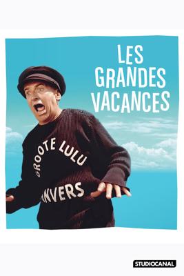 Jean Girault - Les grandes vacances illustration