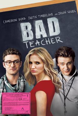 Jake Kasdan - Bad Teacher artwork