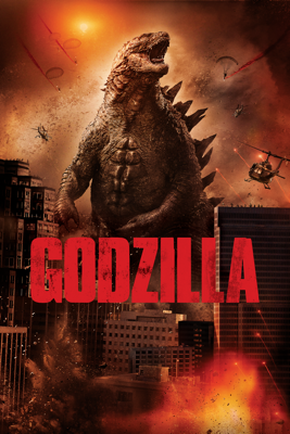 Gareth Edwards - Godzilla (2014)  artwork