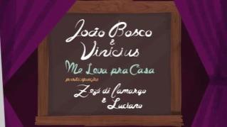 Me Leva Pra Casa (Lyric Video)
