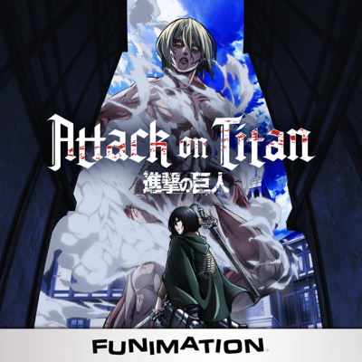 Attack On Titan, Season 1, Pt. 2 HD Download