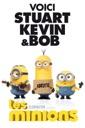 Affiche du film Les Minions (Minions)