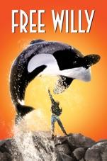 Capa do filme Free Willy