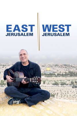 Henrique Cymerman & Erez Miller - East Jerusalem West Jerusalem  artwork