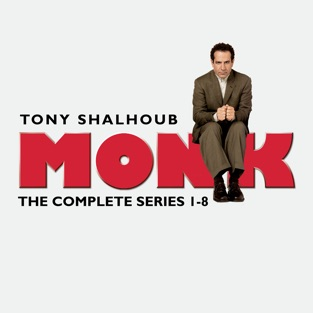 Monk The Complete Series (Digital HD)