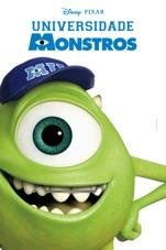 Capa do filme Universidade Monstros