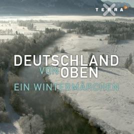 Deutschland Von Oben Ein Wintermärchen