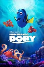 Capa do filme Procurando Dory