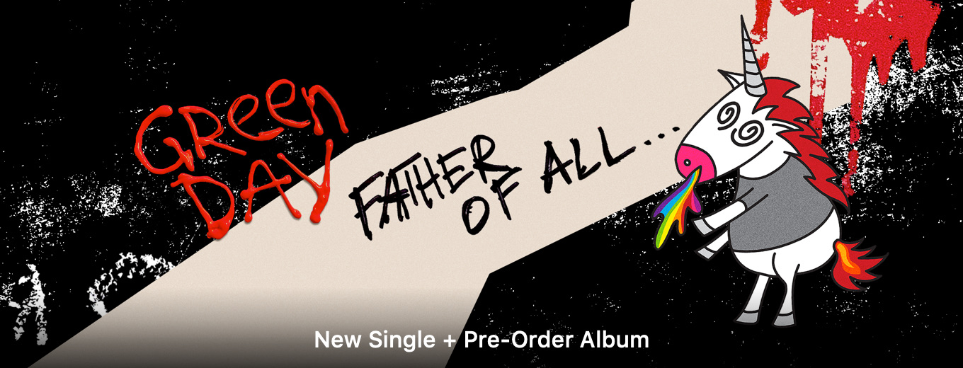 Father of All... - Single by Green Day
