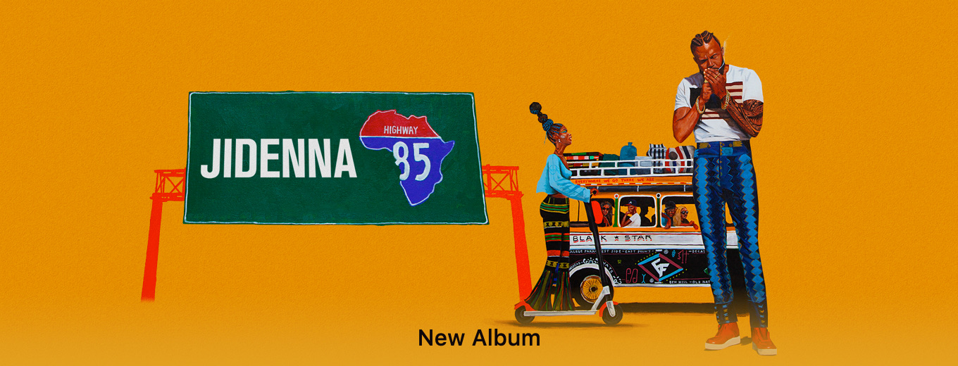 85 to Africa by Jidenna