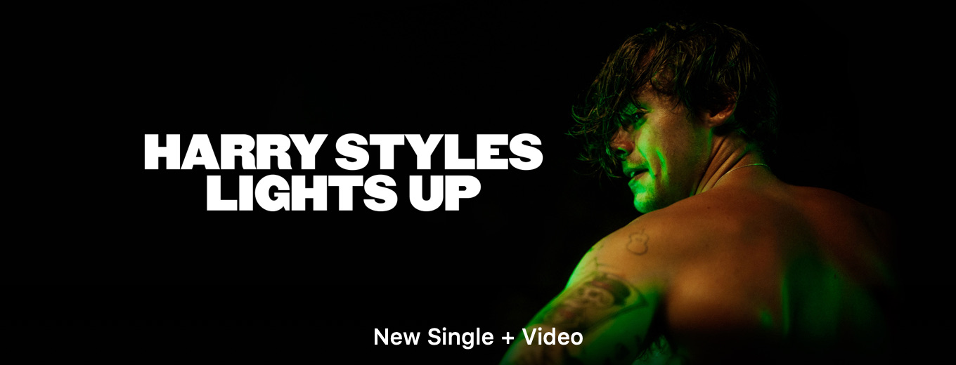 Lights Up - Single by Harry Styles