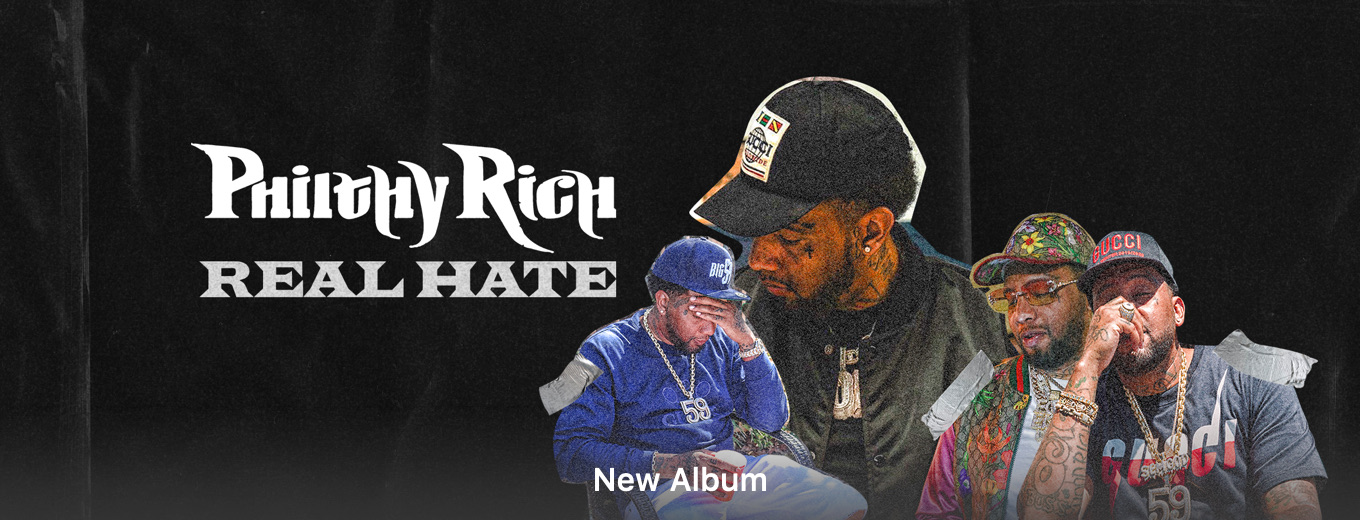Real Hate by Philthy Rich