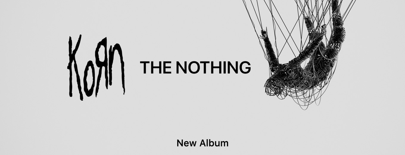 The Nothing by Korn