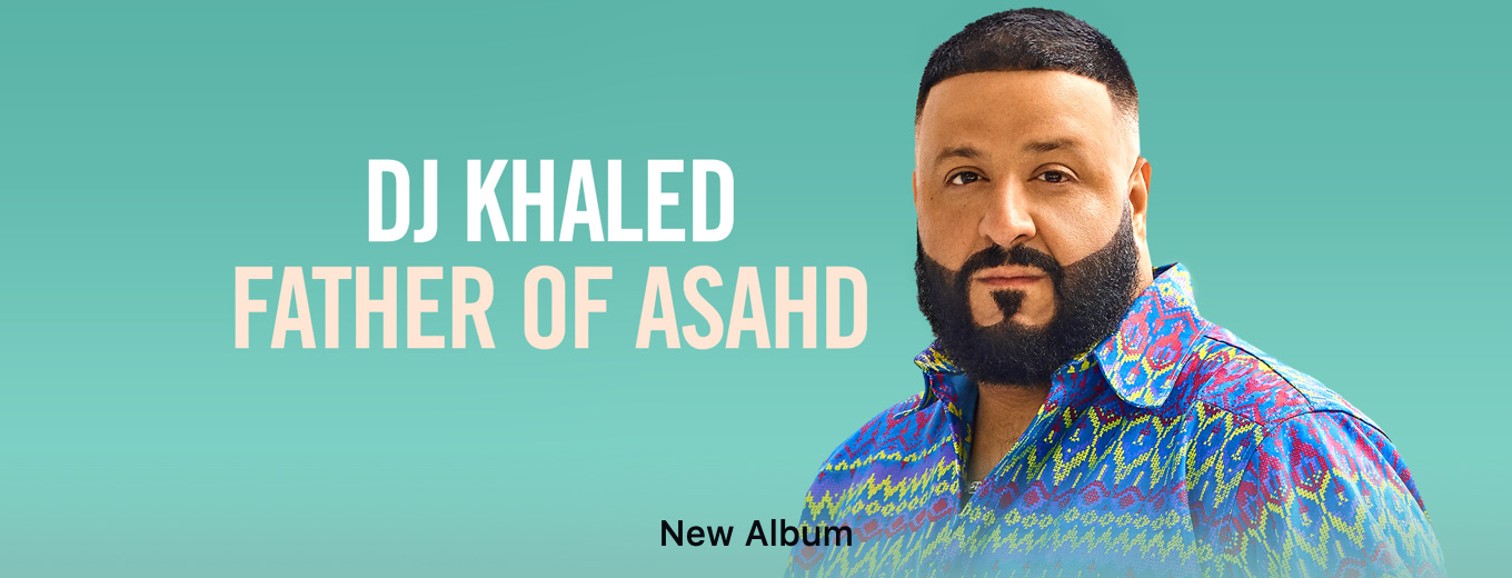 Father of Asahd by DJ Khaled