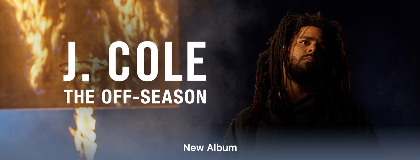 The Off-Season by J. Cole