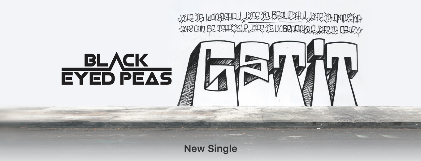 GET IT - Single by The Black Eyed Peas