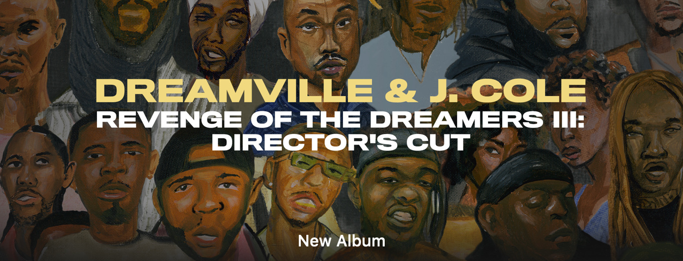 Revenge of the Dreamers III: Director's Cut by Dreamville & J. Cole