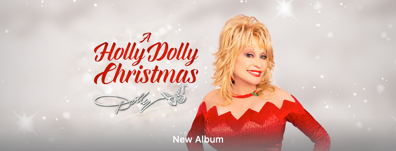A Holly Dolly Christmas by Dolly Parton