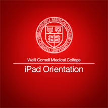 Wcmc ipad orientation for med students free course by cornell wcmc ipad orientation for med students free course by cornell university on itunes u fandeluxe Gallery
