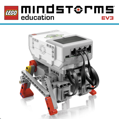 Make It Move Without Wheels: LEGO MINDSTORMS Education EV3