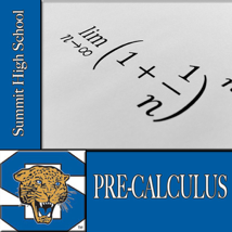 Pre-Calculus - Free Course by Mansfield Independent School