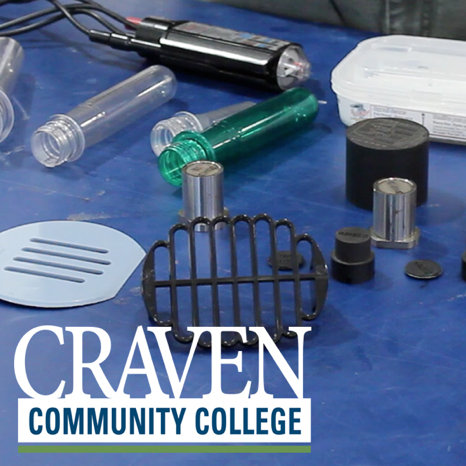 Plastic Manufacturing Processes - Free Course by Craven